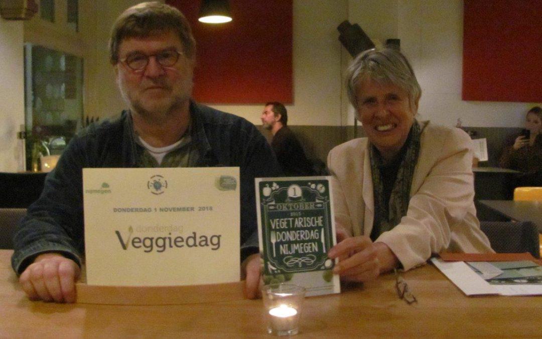"""Vegetarische Donderdag"" wordt ""Donderdag Veggiedag"""
